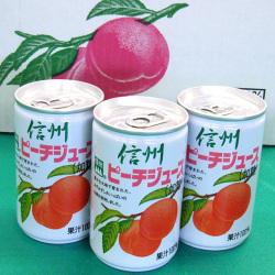 果汁100%長野興農信州ピーチジュース