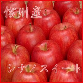 りんご シナノスイート 長野 信州