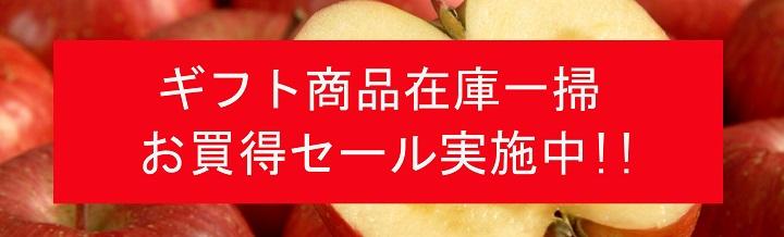 サンふじ りんご 信州 特売